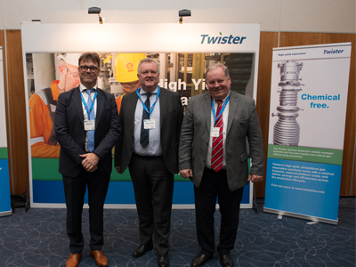 Twister at Oil & Gas Council World Oil & Gas Week 2017