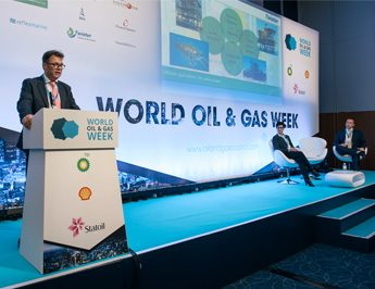 Twister – World Oil & Gas Week London – December 2017