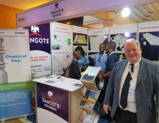 Twister attended the OTL Africa Downstream Week from 28-31 October 2018 in Lagos, Nigeria