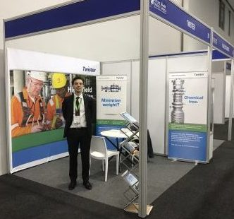Twister at Future Energy Africa Oil and Gas Exhibition & Conference – 1-3 October 2018