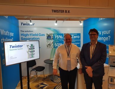 Twister Presented at SOGAT 2019
