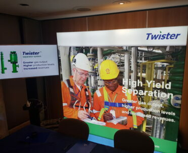 Twister at the World Energy Capital Assembly 2019